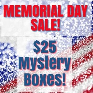 🇺🇸 Memorial Day Sale! $25 Mystery Reseller Box